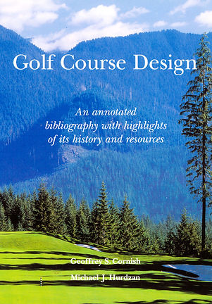 golf course bibliography