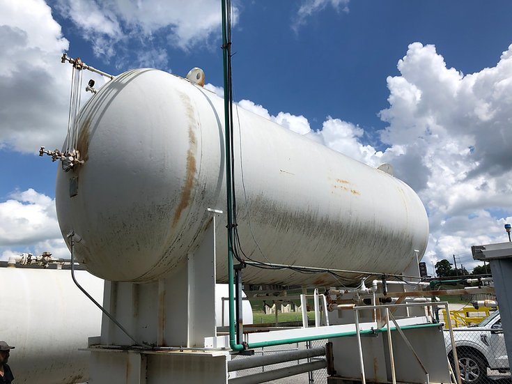 5,374 Gallon Tank