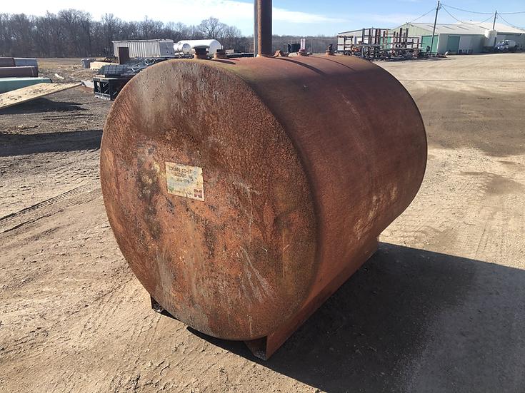 850 Gallon Carbon Steel Tank SKU437