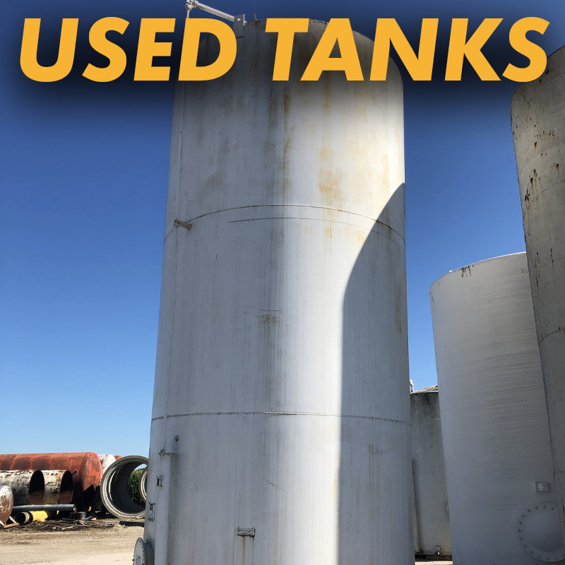 Used Liquid Storage Tanks
