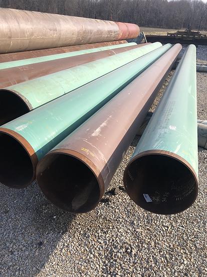 """20"""" x .375 WT steel pipe"""