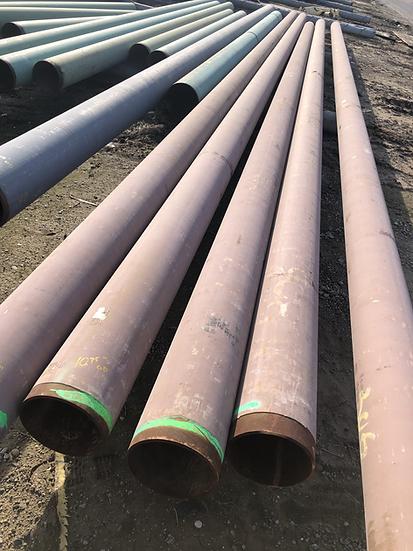 """10.75"""" x .306 WT steel pipe"""