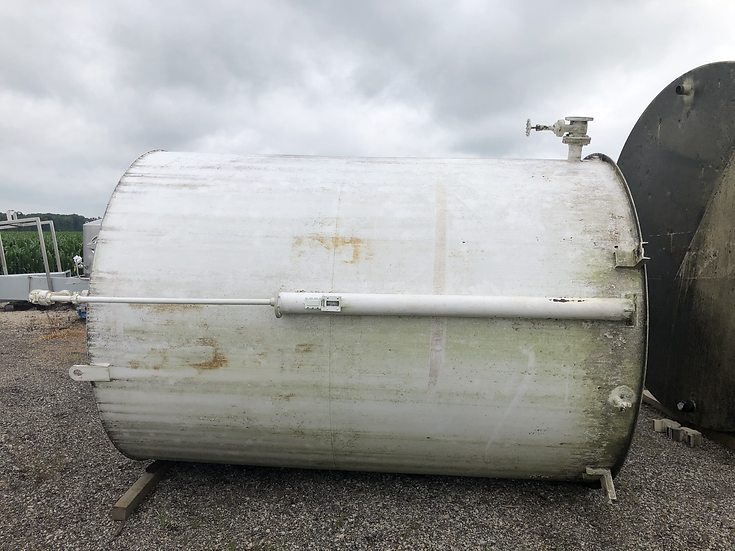 4,100 Gallon Carbon Steel Tank SKU414