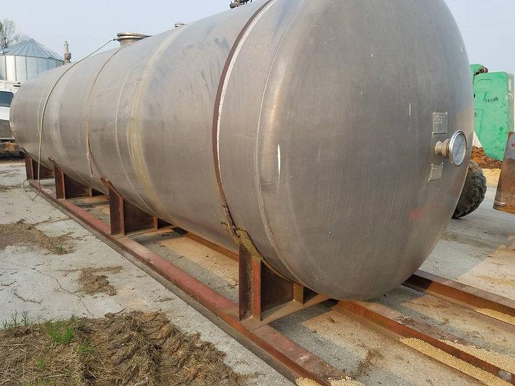 11,250 Gallon Aluminum Storage Tank