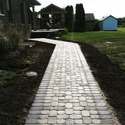 #sidewalk #pavers #oberfields #outdooredgelandscapemanagment