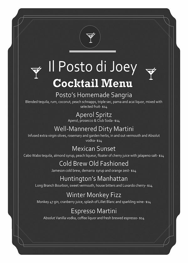Il Posto di Joey Cocktail Menu .png