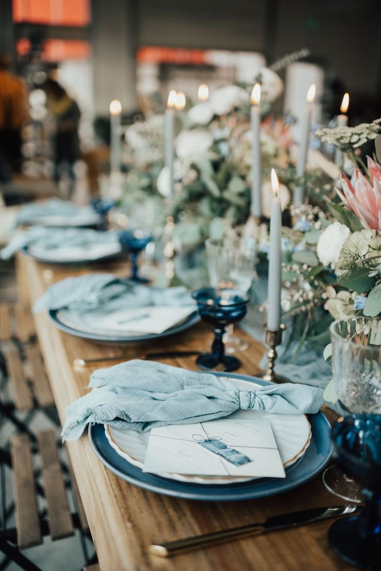 Glammed up Tablescape