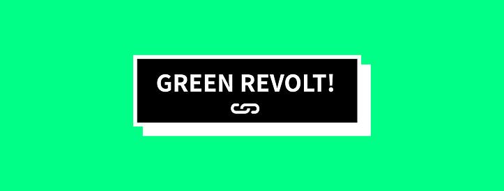 Green Revolt logo