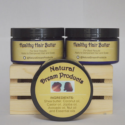 Natural Dream Healthy Hair Butter