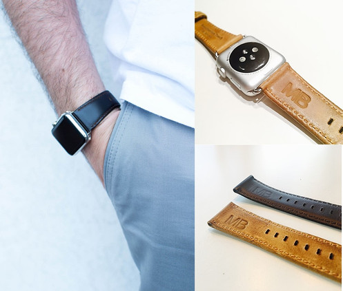 Personalized Apple Watch Band