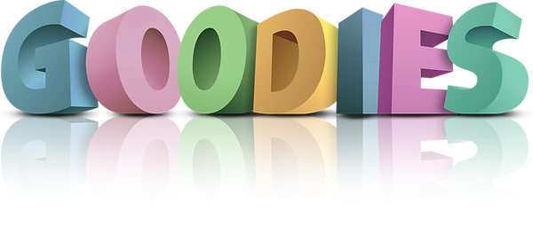 לוגו גודיז GOODIES LOGO