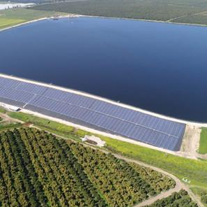 Bahan Reservoir Wall - Emek Hefer - 2,420 kW