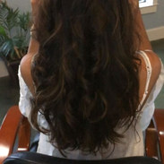 Gorgeous hair~Don't care!  I loved spend