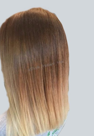 Transitional Ombre'