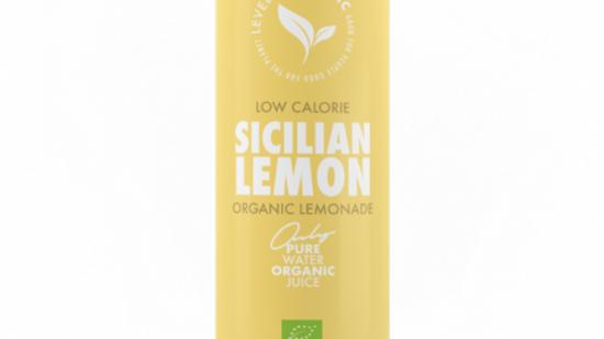 Level Organic Sicilian Lemonade Case 12 x 250ml Cans