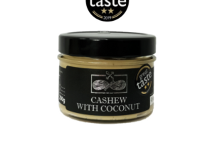 Cashew Butter with Coconut - 200g