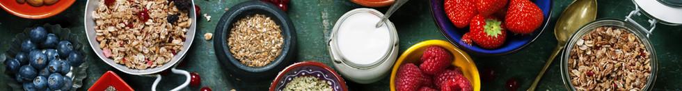 Sustainable Whole Foods Feast
