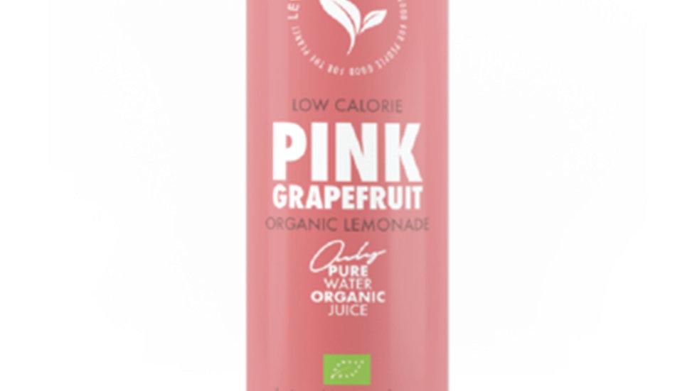 Level Organic Pink Grapefruit 250ml Can