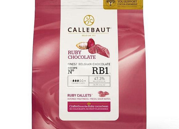 Callebaut Ruby Chocolate 2.5kg