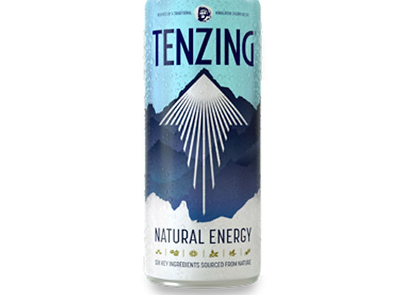 Tenzing Natural Energy 250ml Can