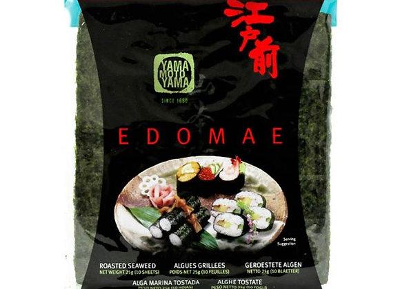 YamaMotoYama Edomame Sushi Nori 25g