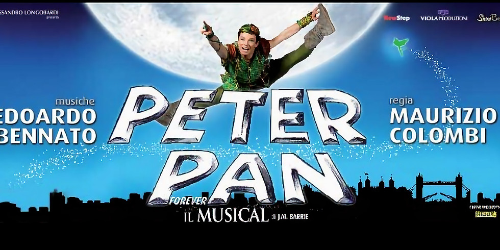 Peter Pan The Musical Forlì