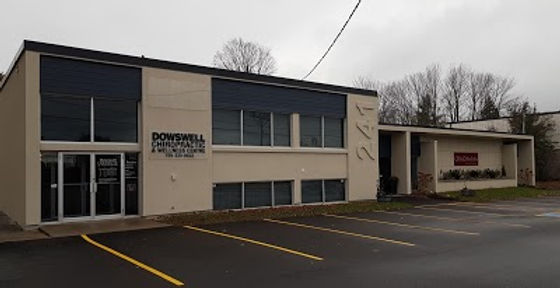 Dowswell Chiropractic and Wellness Centre Office Building