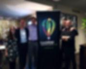 12/03/2019 - Corel® Corporation presente con: Giovanni Ragusa, John Falsetto, Klaus Vossen e Melanie Hyde.