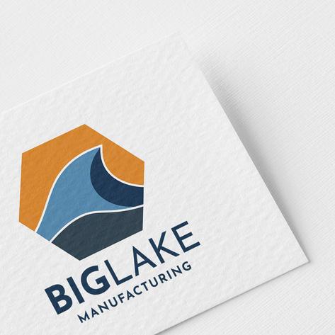 Big Lake Manufacturing Logo