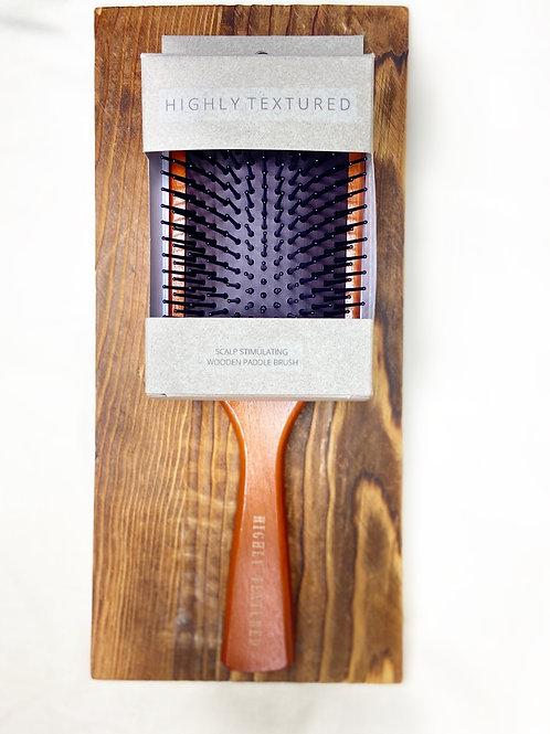 Scalp Stimulating Paddle Brush