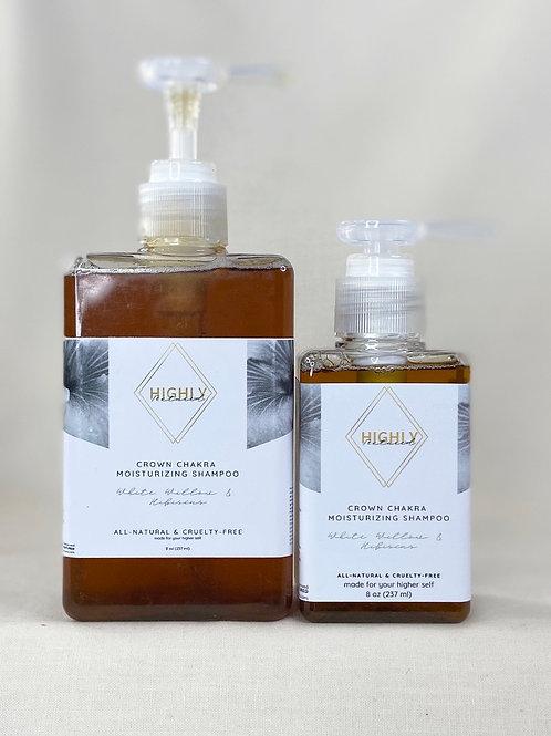 Crown Chakra Moisturizing Shampoo