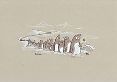 PEnguins #11 -RUN-