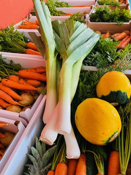 Le 100% Légumes