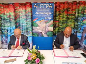 Partenariat ALEFPA / BABYLAND