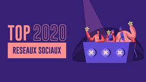 Le classement des réseaux sociaux du 1er trimestre 2020.