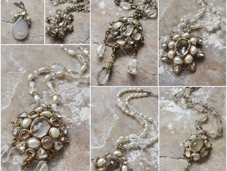 7 new items has been listed on my Etsy shop