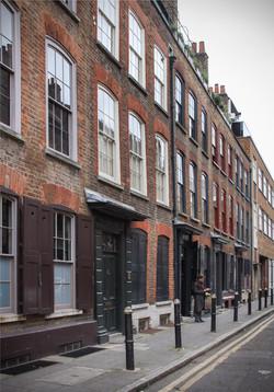 London Street,  Spitalfields - Shoreditch