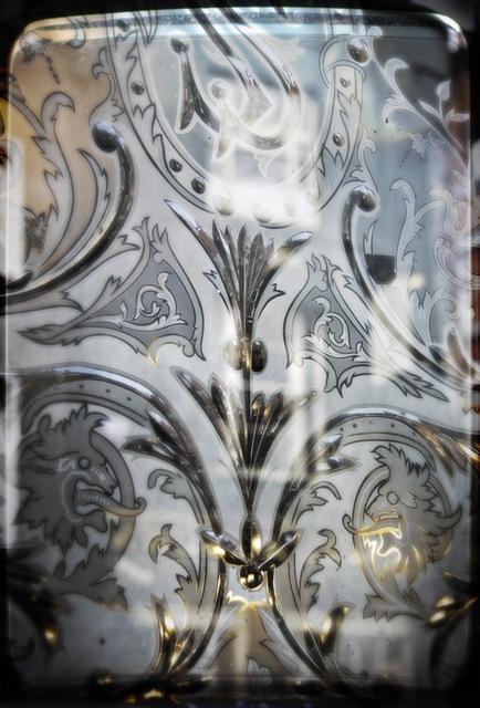 pub window collage