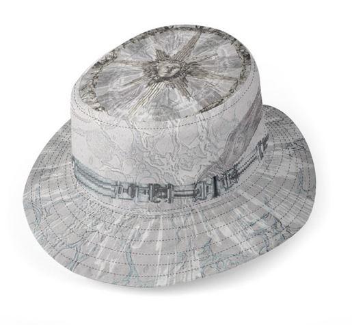 Revasible hat @ Contrado