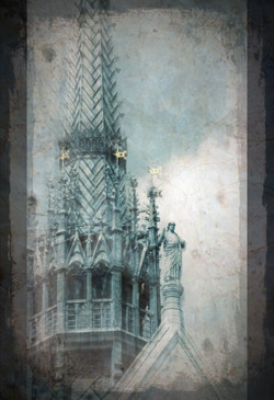 Royal Court of Justice - collage