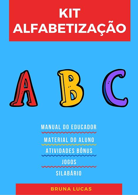 EBOOK KIT ALFABETIZAÇÃO