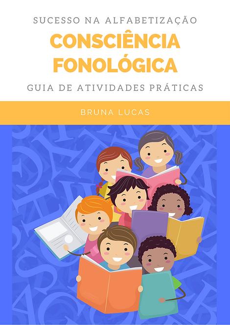EBOOK CONSCIÊNCIA FONOLÓGICA