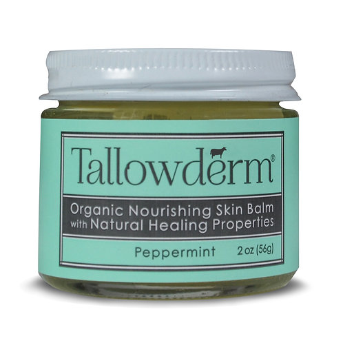 2 oz Peppermint Skin Balm