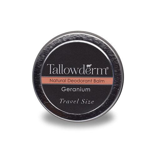 Geranium Deodorant Travel Size