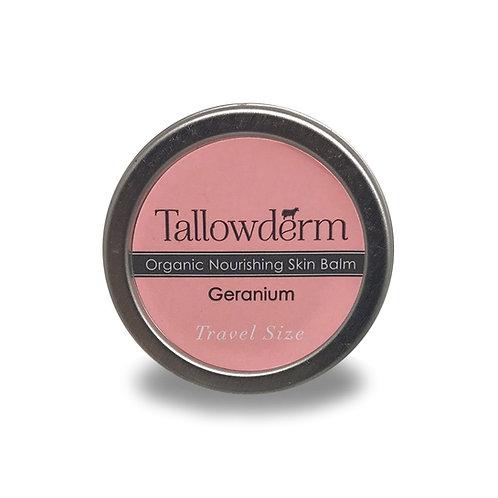 Geranium Travel size skin balm