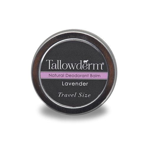 Lavender travel size deodorant