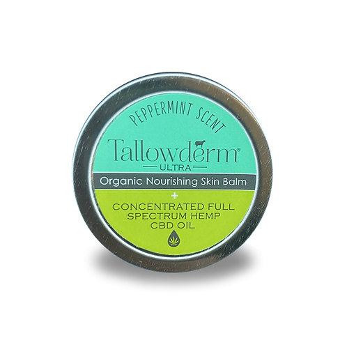 Peppermint ULTRA travel size skin balm