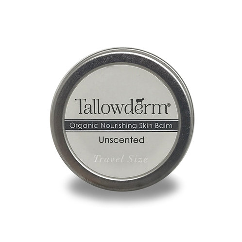 Unscented Travel size skin balm