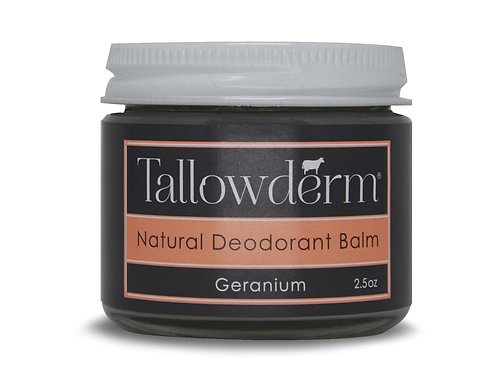 Geranium Deodorant Balm
