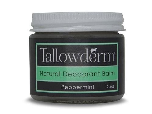 Peppermint Deodorant Balm